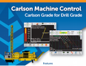 Carlson Grade for Drilling