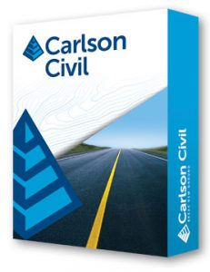 Carlson Civil software