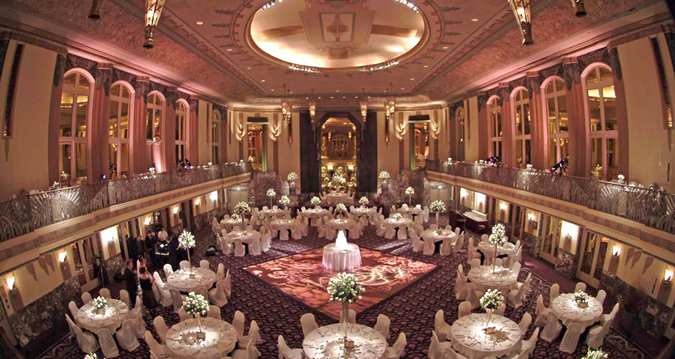 Carlson 30th Anniversary banquet to be held in the classically beautiful Hall of Mirrors.