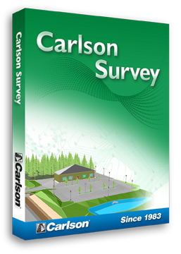 Carlson Survey software designed for and by surveyors