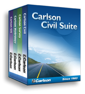 Save more than $1000 now on the Carlson Civil Suite.