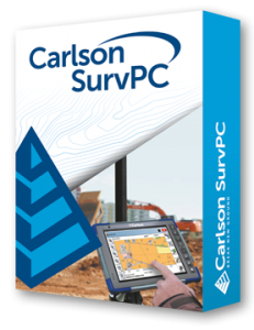 Carlson SurvPC data collection software