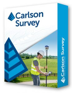 Carlson Survey software