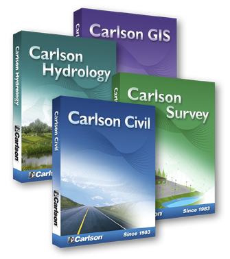 The complete civil engineering software package--the Carlson Civil Suite