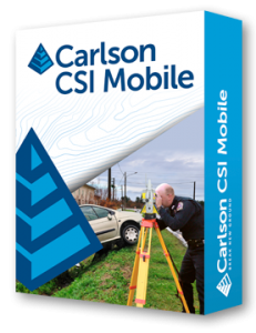 CSI Mobile data collection software
