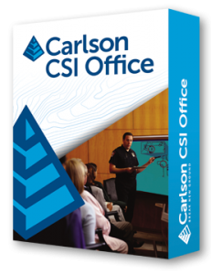Carlson CSI Office software