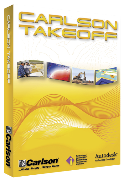 Get powerful and accurate site estimating and data prep with Carlson Takeoff