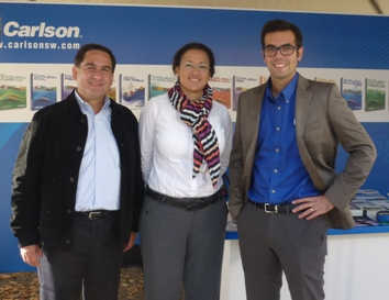 Carlson has several Spanish-speaking staff to work closely with its many Spanish-speaking software users.