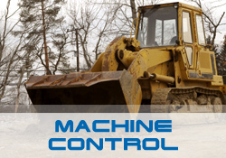 Machine Control Solutions