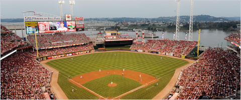 Cincinnati Reds Great American Ballpark