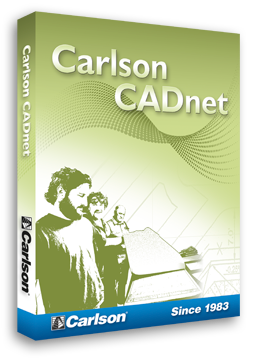 Carlson CADnet to create CAD from non-CAD documents