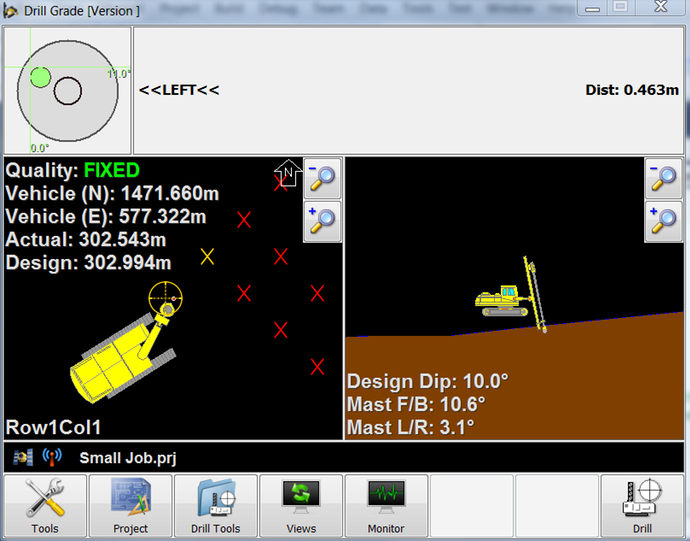 Carlson DrillGrade software for all your drilling needs