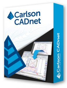 Carlson CADnet software