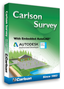 Carlson Survey--surveyors' number one choice for software