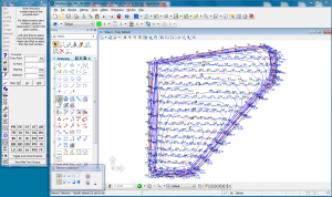 Carlson Simplicity Sight Survey works with DGN and DWG