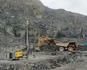 Björkdal Goldmine with Carlson DrillGrade™ 3D Drilling System