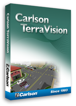 """Carlson TerraVision to """"wow"""" them in presentations"""