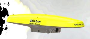 Carlson's popular MC Pro Vx6 3D machine control sensor.