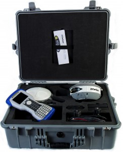 Get a carrying/storage case with the Carlson BRx5