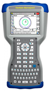 All new Carlson Surveyor 2 data collector is here