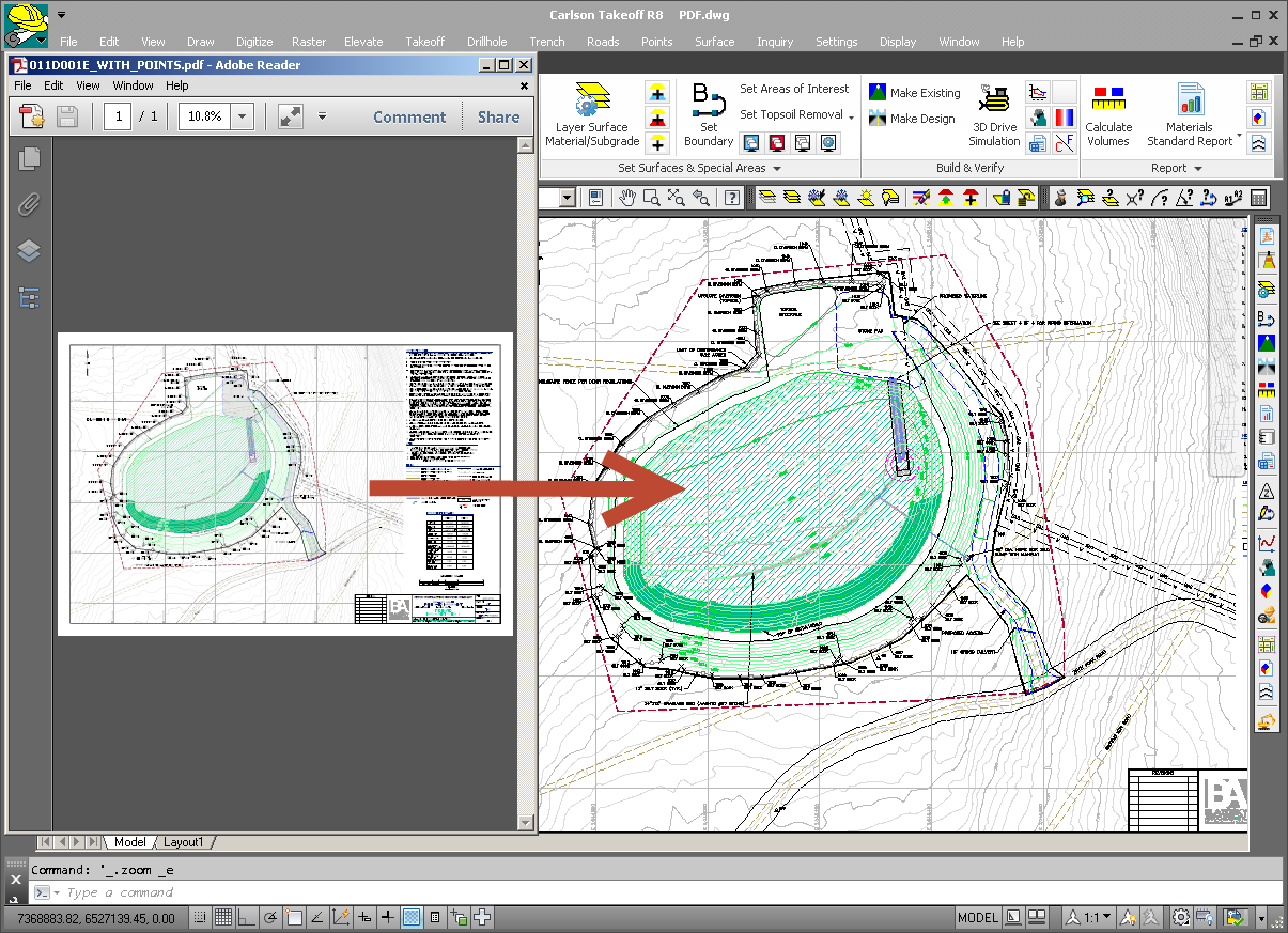 Carlson software save now with carlson end of year specials for Pdf a cad
