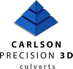 For stormwater designs, Carlson Precision 3D-Culverts will revolutionize how you design.