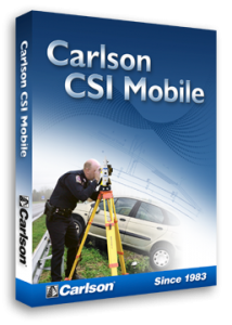 Use CSI Mobile software to clear crash scenes quickly