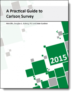 Get advanced instruction in 'A Practical Guide to Carlson Survey'