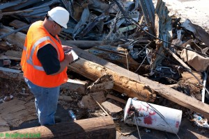Carlson Software and GPS helped with the Joplin clean-up