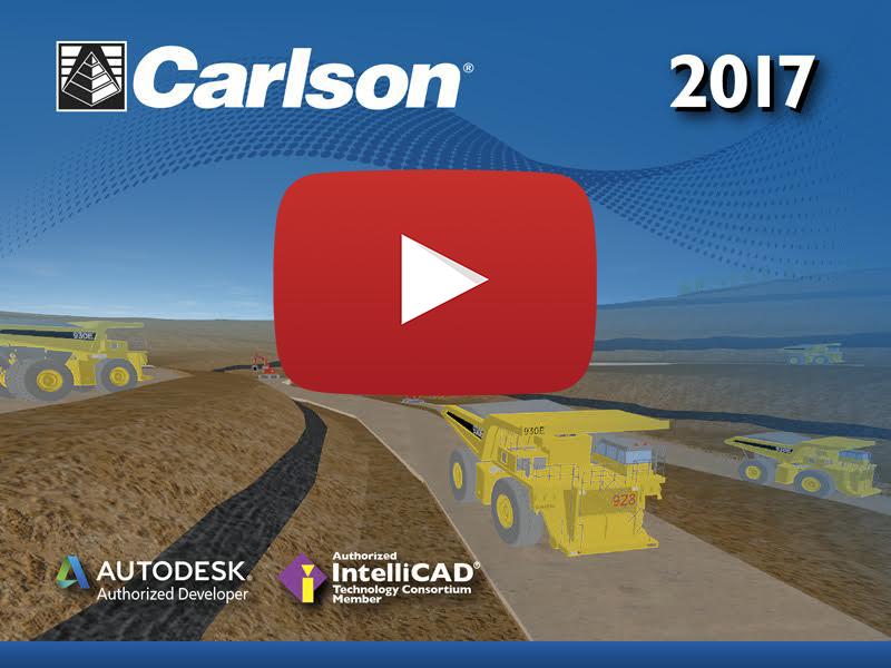 Carlson Software - Carlson 2017