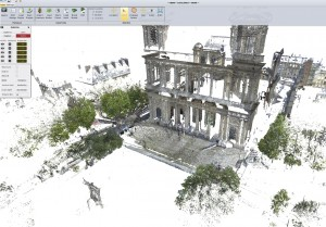 Supersonic 3D Point Cloud