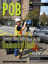 Carlson featured in POB cover story