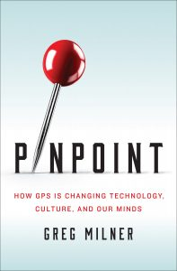 Pinpoint book by User Conference keynote speaker Greg Milner