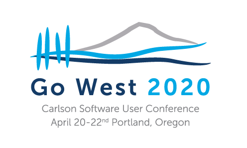 Carlson Go West 2020 User Conference